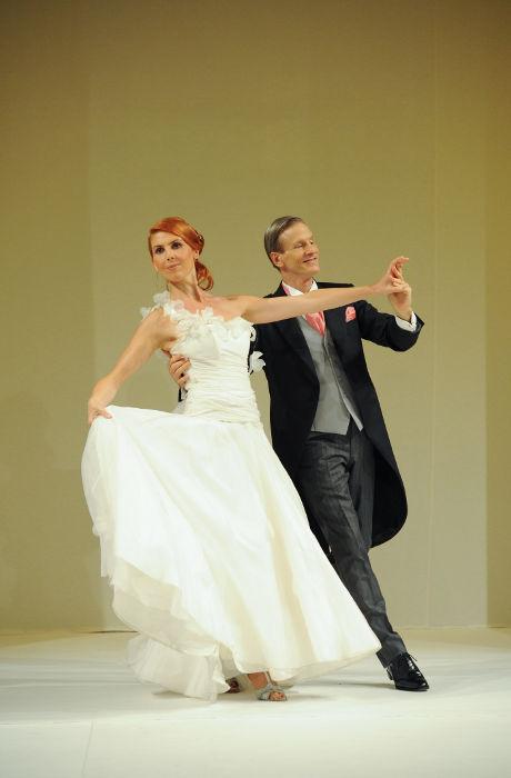Marc Reed danse, sublime ouverture de bal de mariage